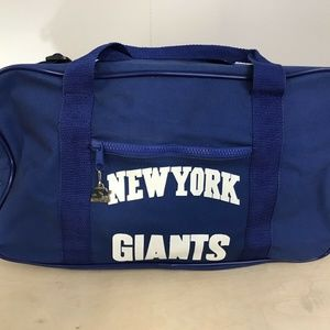 Vintage Starter New York Giants Duffle Bag NFL
